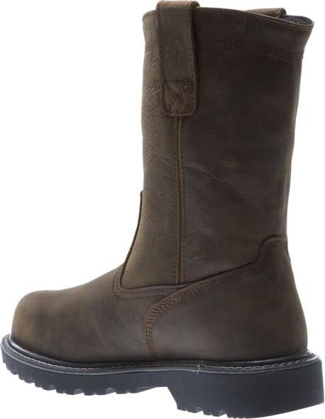 """Wolverine 10"""" Floorhand Steel Toe Waterproof Wellington Boots W10680"""
