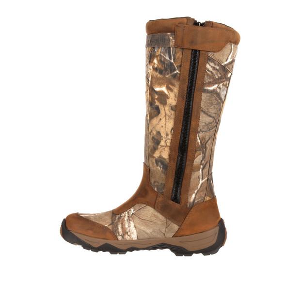 Rocky Retraction Waterproof Side Zip Snake Boot RKS0243