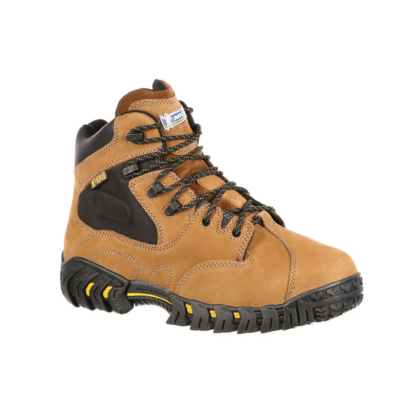 Michelin Pilot Exalto Steel Toe MET Guard Boots XPX763