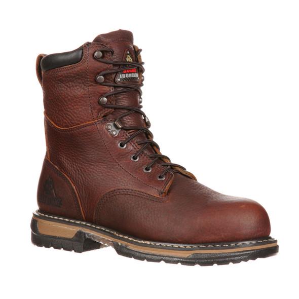 "Rocky 8"" IronClad Steel Toe Waterproof Boot FQ0006693"
