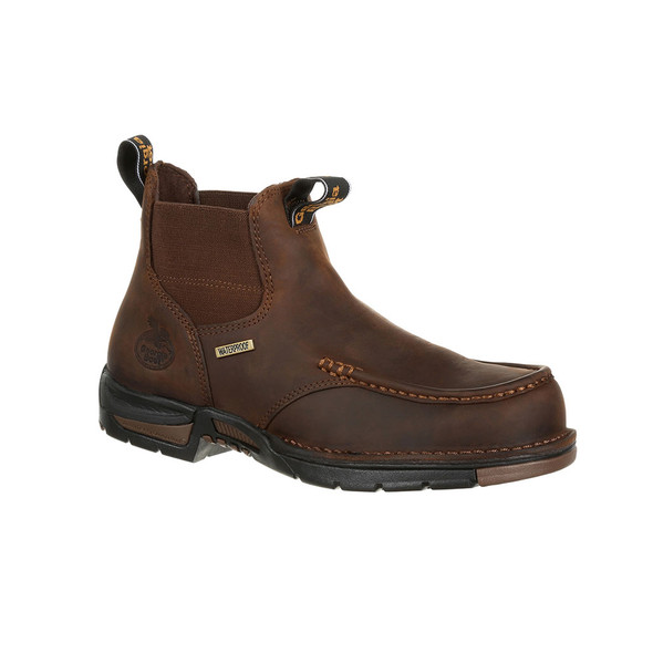 Georgia Athens Chelsea Waterproof Romeo Boots GB00156