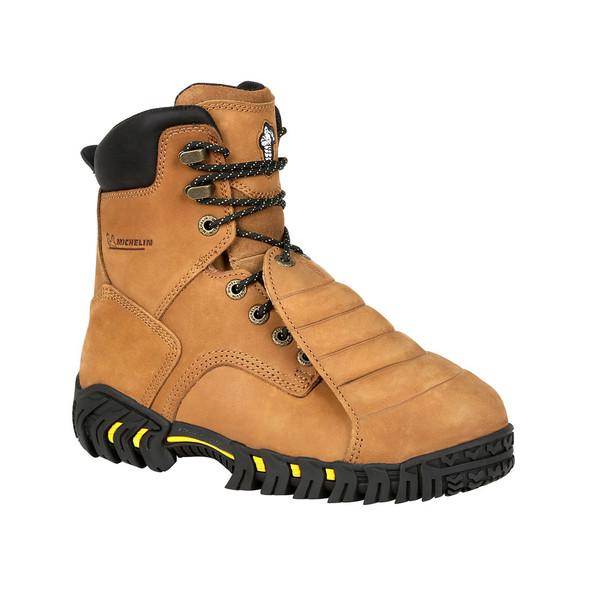 "Michelin 8"" Sledge Steel Toe MET Guard Boots XPX781"