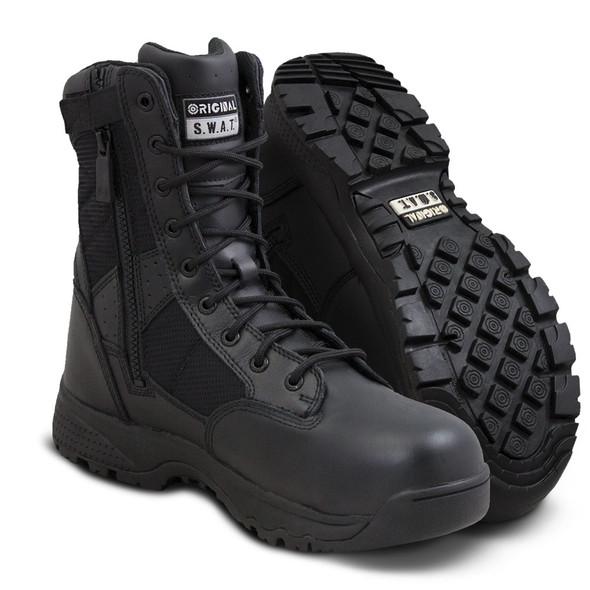 Original Swat Metro 9'' Waterproof Side Zip Safety Boots 129101