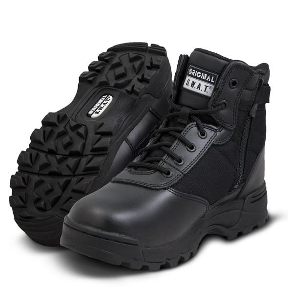 Original SWAT Classic 6'' Side Zip Boots 116401