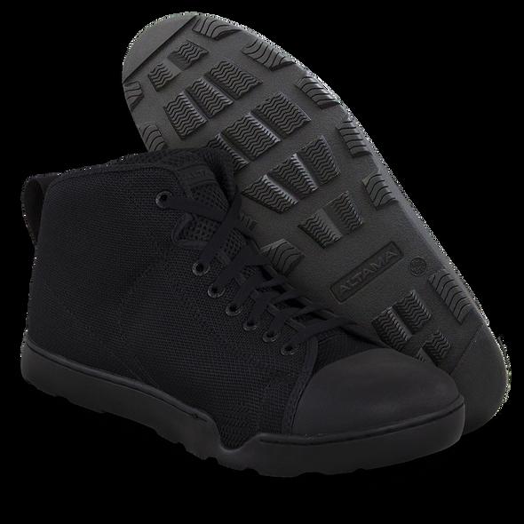 Altama Urban Assault Mid Black Boot 334601