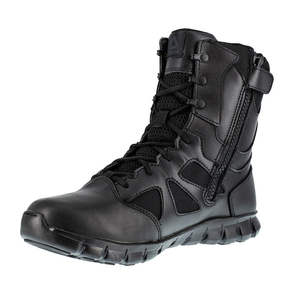 Reebok Sublite Cushion Tactical Side Zip Boots RB8805