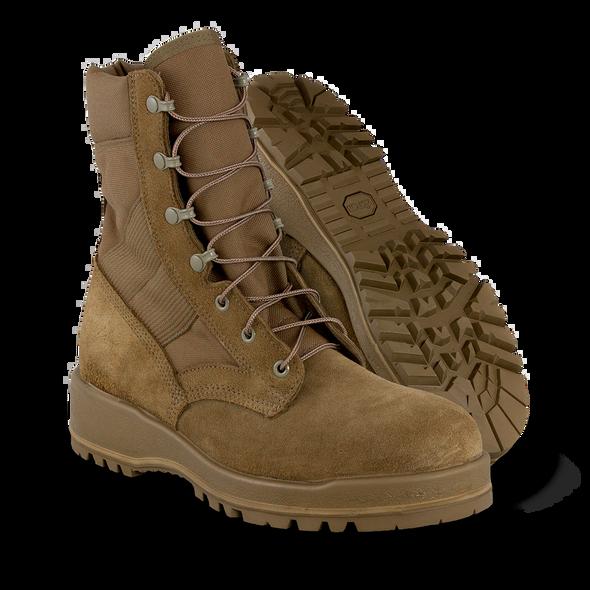 "Altama Wrath 8"" Hot Weather Steel Toe Boots 612703"