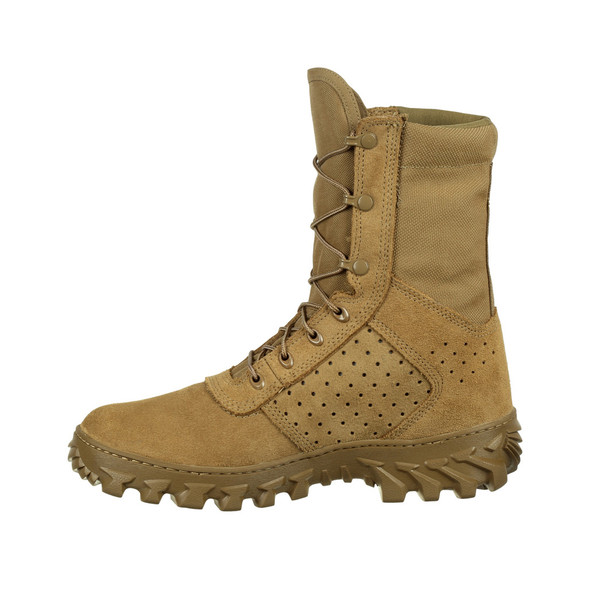 Rocky S2V Coyote Enhanced Jungle Puncture Resistant Boots RKC071