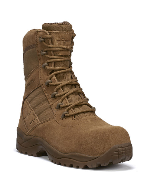 Tactical Research Flyweight Coyote Composite Toe Boots TR536CT