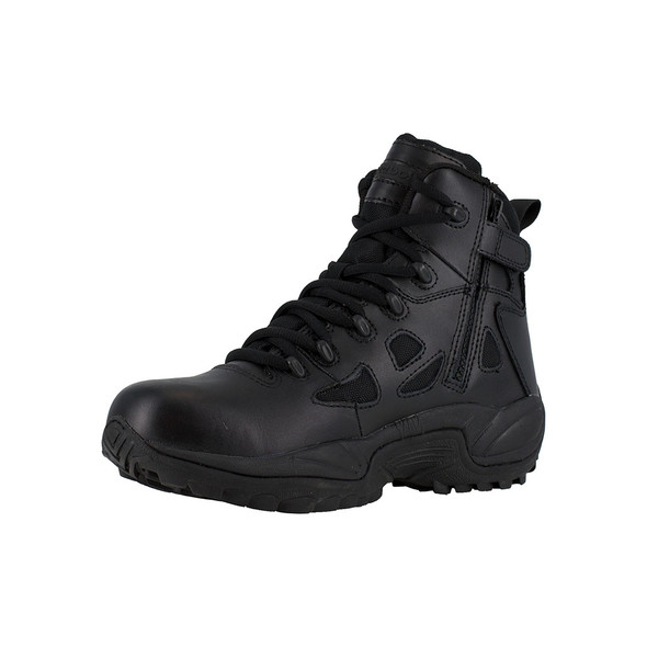 "Reebok 6"" Rapid Response RB Side Zip Boots RB8678"