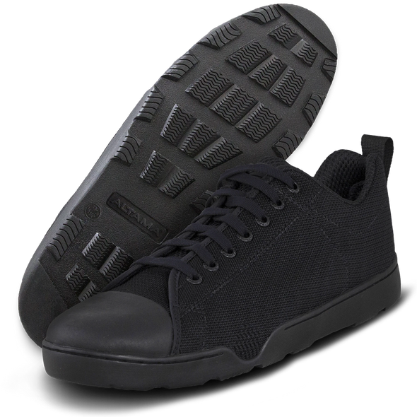 Altama Urban Assault Low Black 334701
