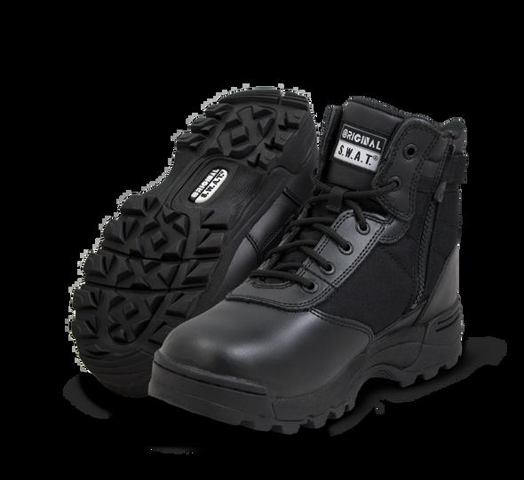 Original SWAT Classic 6'' Waterproof Side Zip Safety Boots 116101