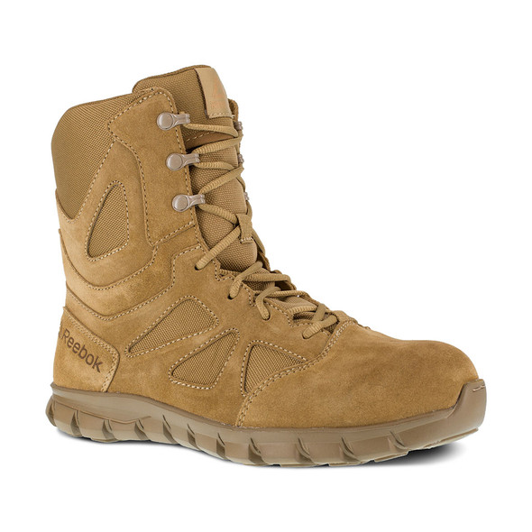 Reebok Coyote Sublite Cushion Coyote Composite Toe Side Zip Boots RB8809