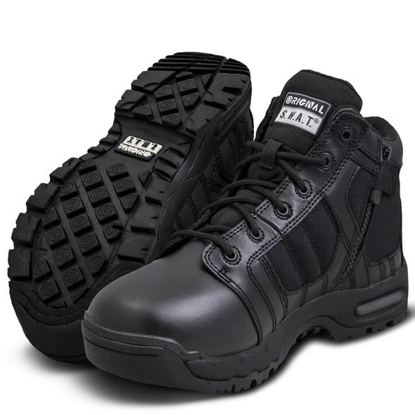 Original SWAT Metro Air 5'' Side Zip Safety Boots 126101