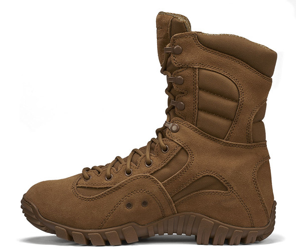 Tactical Research Khyber Coyote Waterproof Insulated Mountain Hybrid Boot TR550WPINS