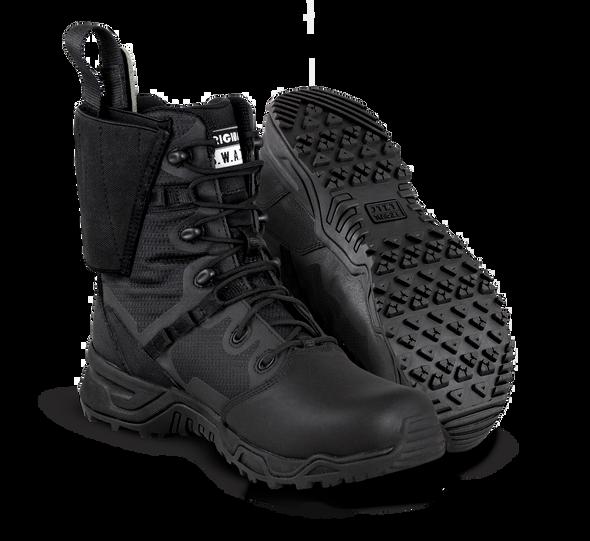 Original SWAT Alpha Defender Polishable Toe Boots 177901