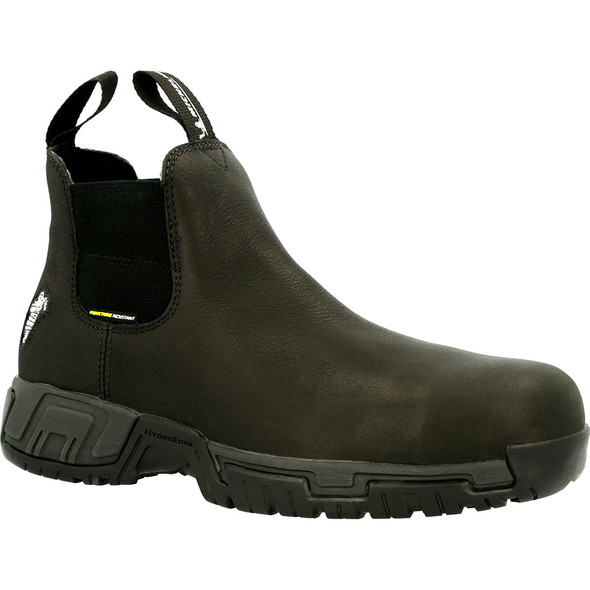 Michelin HydroEdge Puncture Resistant Alloy Toe Waterproof Chelsea Work Boot MIC0008
