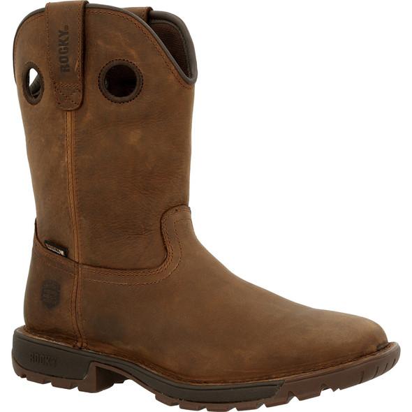 Rocky Legacy 32 Waterproof Brown Western Boot RKW0340