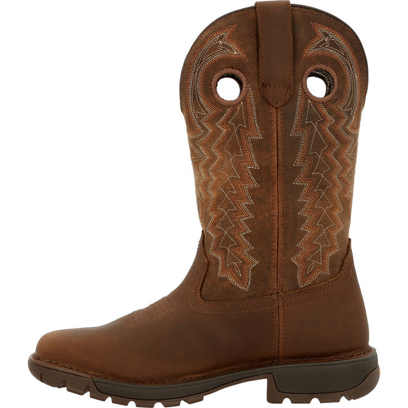 Rocky Legacy 32 Women's Steel Toe Waterproof Western Boot RKW0344