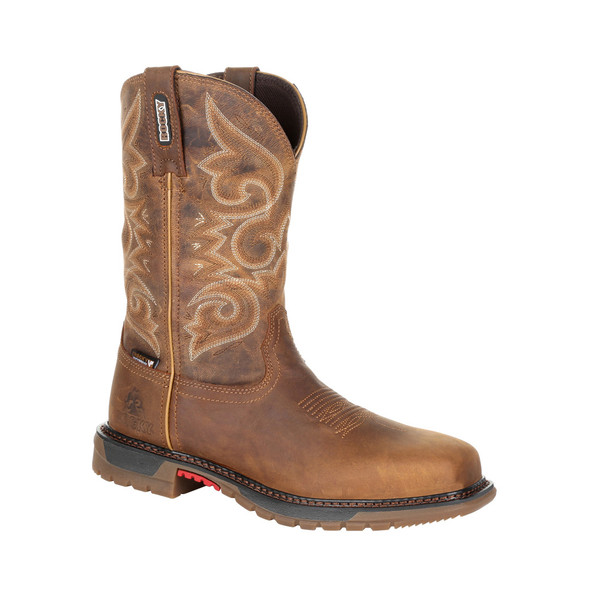 Rocky Original Ride FLX Women's Composite Toe Waterproof Western Boot RKW0284