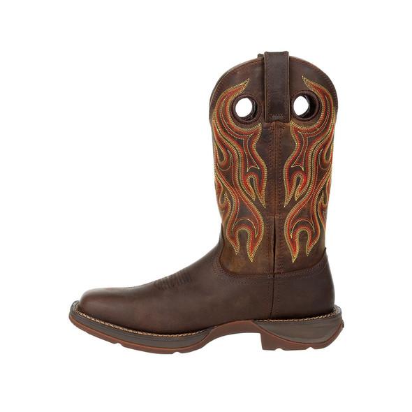 Durango Rebel Dark Chestnut Western Boot DDB0317