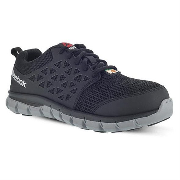 Reebok Sublite Cushion Work Composite Toe Puncture Resistant Shoe IB4041