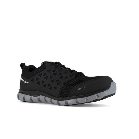 Reebok Women's Sublite Cushion Work Composite Toe PR Shoe IB041