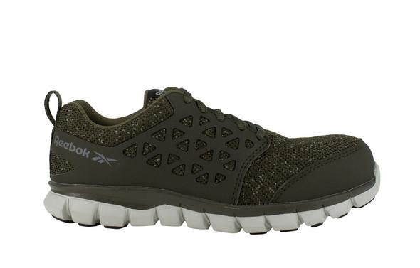 Reebok Women's Sublite Cushion Work Composite Toe Shoe RB051