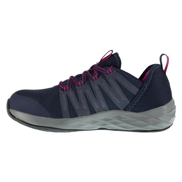 Reebok Women's Astroride Work Navy Steel Toe SD Shoe RB308