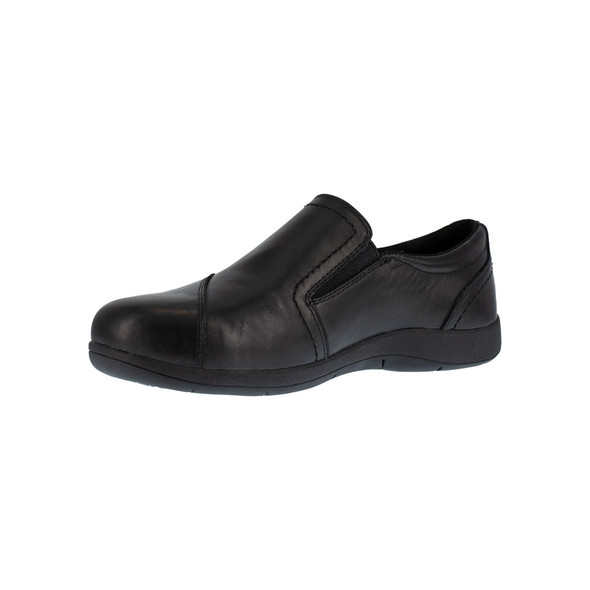 Rockport Works Women's Daisey Slip-On Alloy Toe RK761