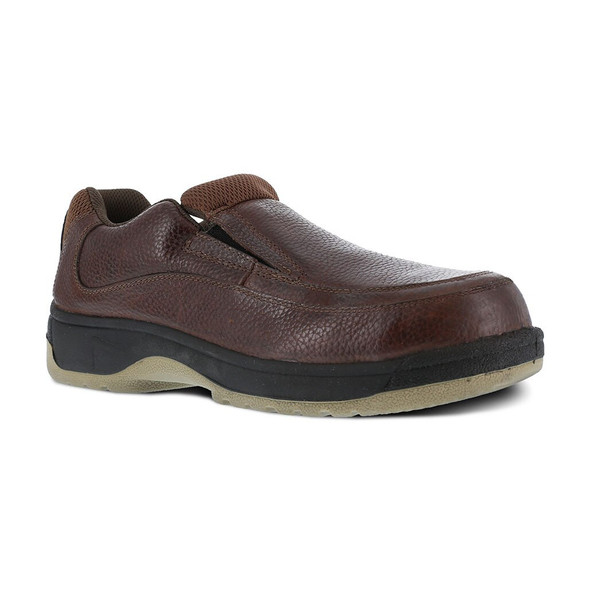 Florsheim Women's Lucky Steel Toe Slip On Oxford FS240