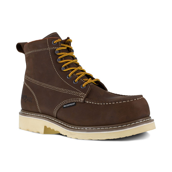 """Iron Age Solidifier 6"""" Composite Toe Waterproof Boots IA5062"""
