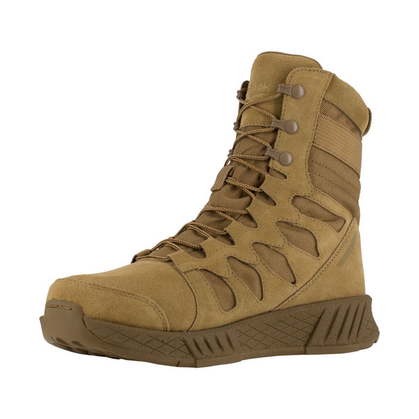 "Reebok Men's 8"" Floatride Energy Tactical Boots RB4365"