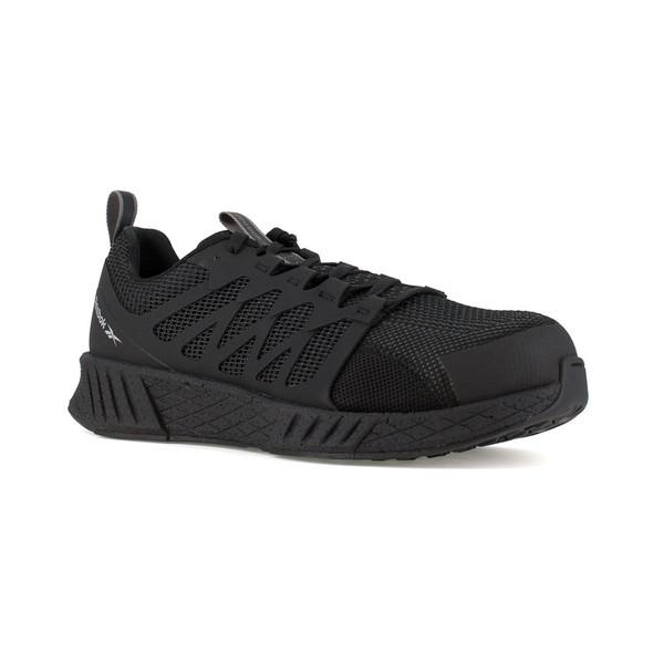 Reebok Fusion Flexweave Athletic Composite Toe Work Shoe RB4317