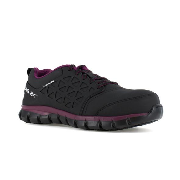 Reebok Women's Sublite Cushion Composite Toe SD Work Shoe RB492
