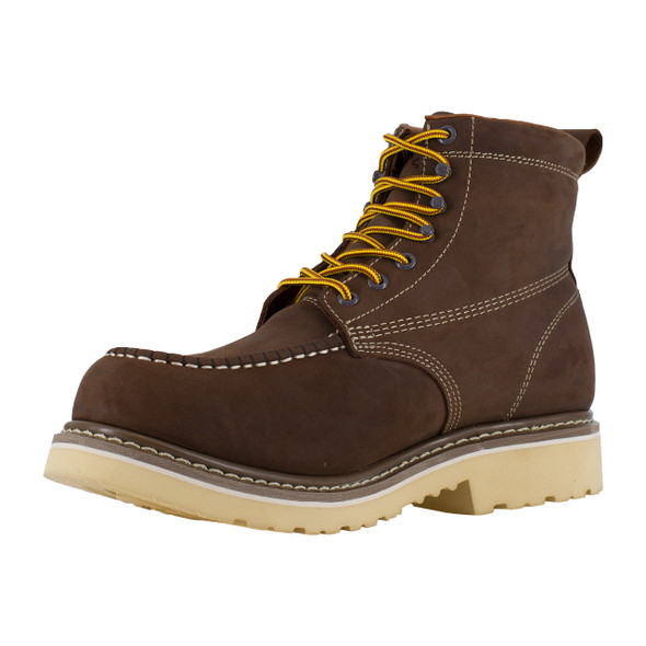 """Iron Age Solidifier 6"""" Soft Toe Waterproof Boots IA5064"""