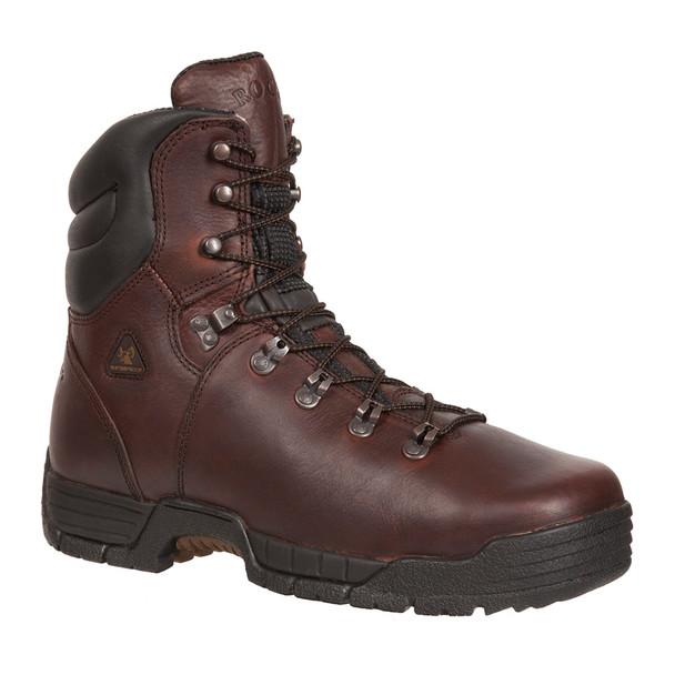 """Rocky 8"""" Mobilite Steel Toe Waterproof Boots FQ0006115"""