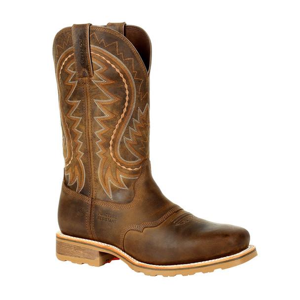 Durango Maverick Pro Steel Toe Waterproof Western Work Boot DDB0297