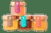 Organic Honey Sampler