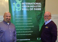 Arbor Teas Are Now Green Industry Hall-of-Famers!
