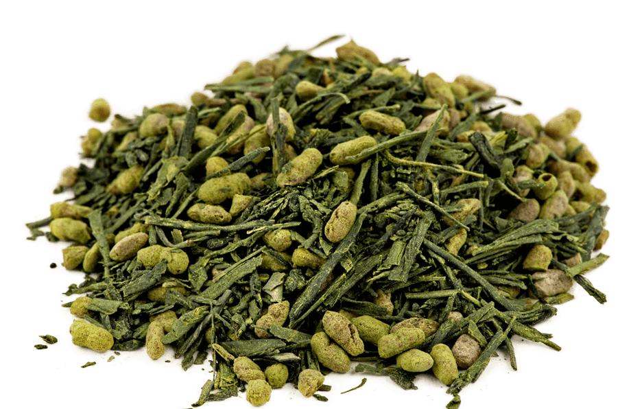 Organic Genmaicha Extra Green Tea