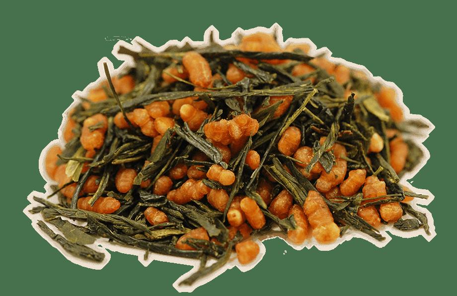 Organic Genmaicha Green Tea