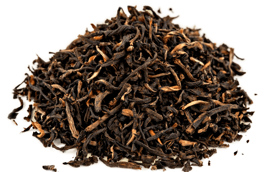 Organic Golden Yunnan Black Tea