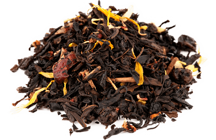Organic Mixed Berry Black Tea