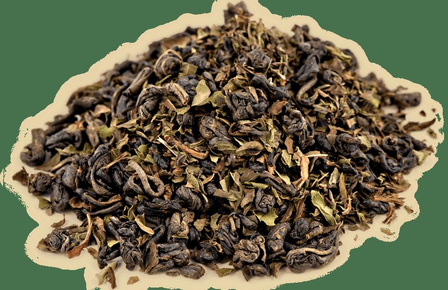 Organic Moroccan Mint Green Tea