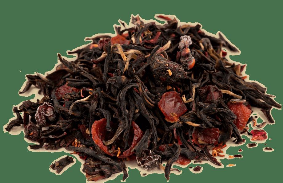 Organic Plum Oolong Tea
