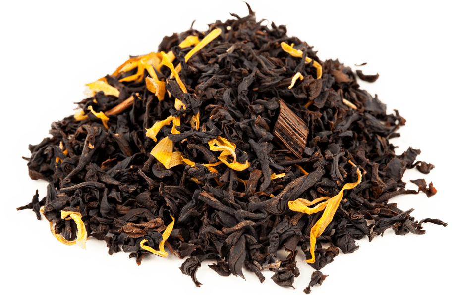 Organic Vanilla Bean Black Tea