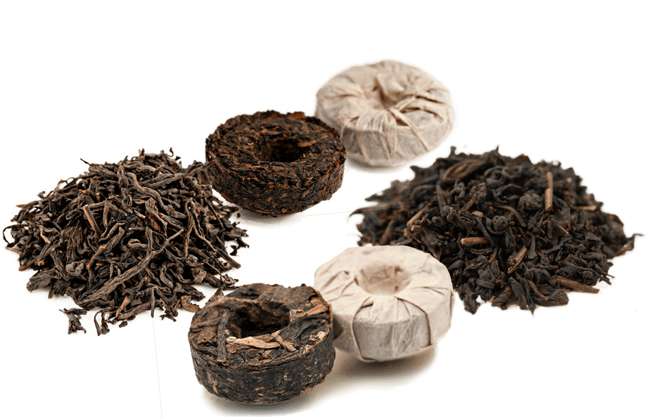 Organic Pu Erh Tea Sampler