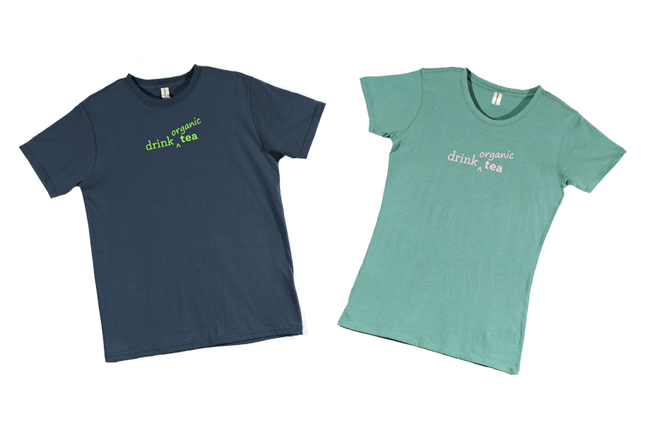 Arbor Teas T Shirt Drink Organic Tea