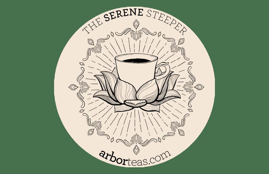 Arbor Teas Steeper Sticker